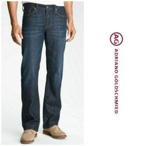 AG Adriano The Protege Straight Jeans Sz 34